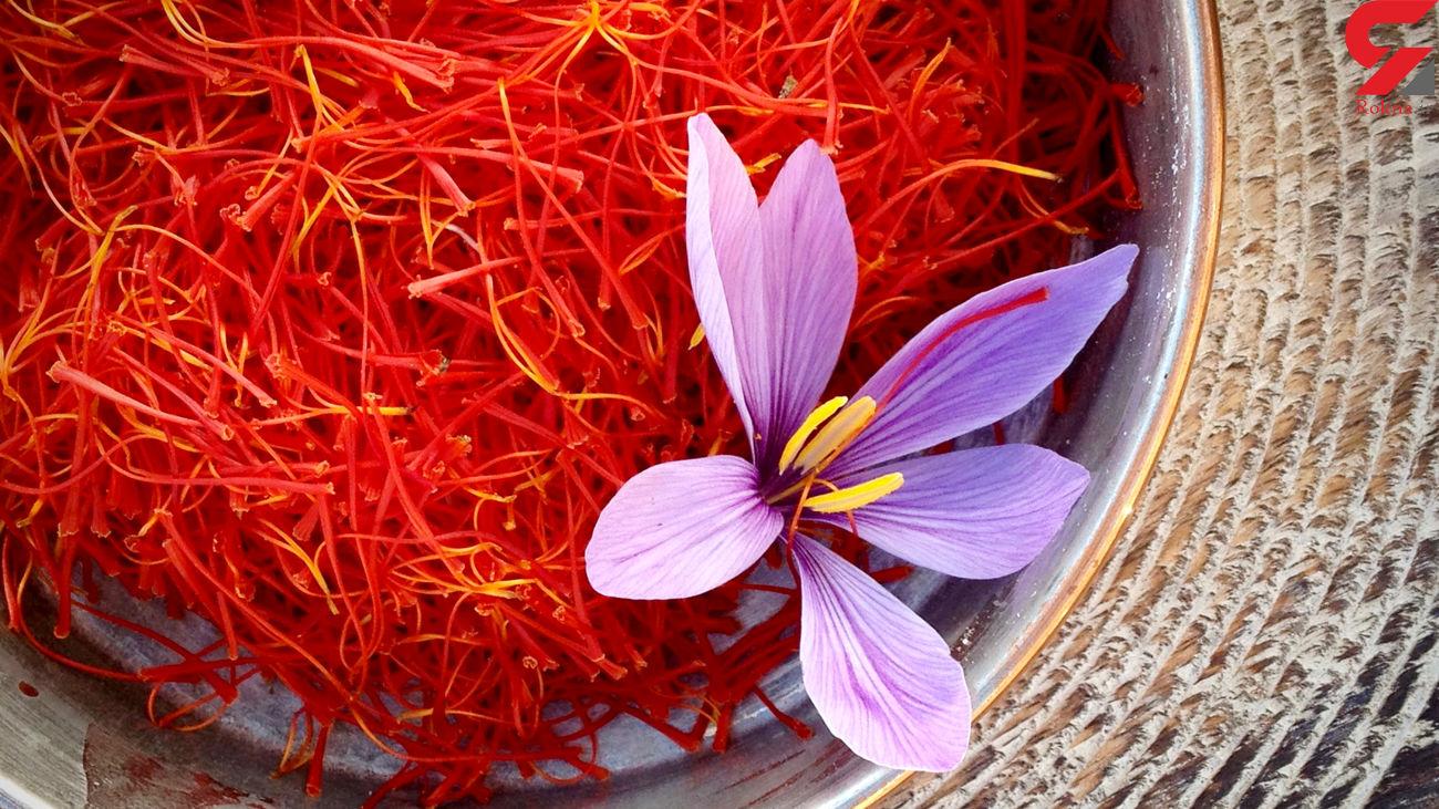 قیمت زعفران در بازار چند ؟