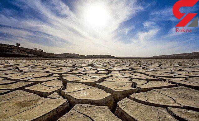 خشکسالی بعد از سیل های اخیر دامن ایران را می گیرد!
