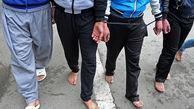 دستگیری 4 اوباش حرفه ای تحت تعقیب در فردیس