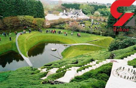 در سفر به اسکاتلند به این باغ زیبا سری بزنید!