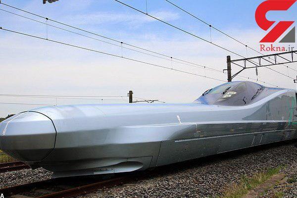 سریعترین قطار جهان 360 کیلومتر بر ساعت حرکت میکند