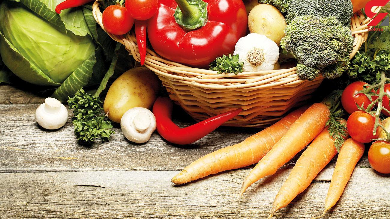 رایج ترین میوه ها و سبزیجاتی که باهم اشتباه می گیریم