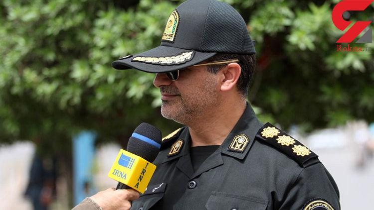 باند سارقان زورگیر در اهواز شناسایی و دستگیر شدند