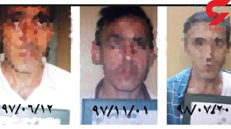 3 عکس محو از یک تبهکار حرفه ای  / در متروی تهران  او را دیده اید! + جزییات