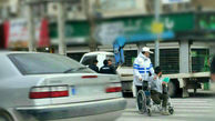 کار زیبای مامور راهنمایی و رانندگی کرمانشاهی در فضای مجازی ترکید+ عکس