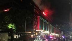آتش سوزی در هتلی در فیلیپین چهار نفر کشته به جای گذاشت