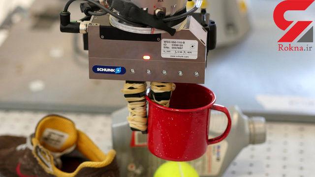 ساخت رباتی برای انجام کارهای سنگین در خانه