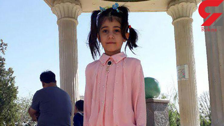 این دختر بچه کرجی را دیده اید؟ / تینا 6 ساله 3 روز پیش گمشده است! +  عکس