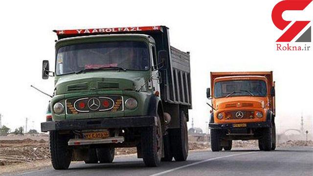 ممنوعیت تردد وسایل نقلیه سنگین و نیمهسنگین امروز در پایتخت