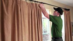 حفظ زیبایی و دوام پرده های خانه با ساده ترین نکات
