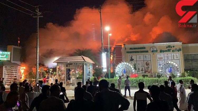 بازداشت 5 نفر از عاملان تیراندازی به تظاهرکنندگان در نجف اشرف