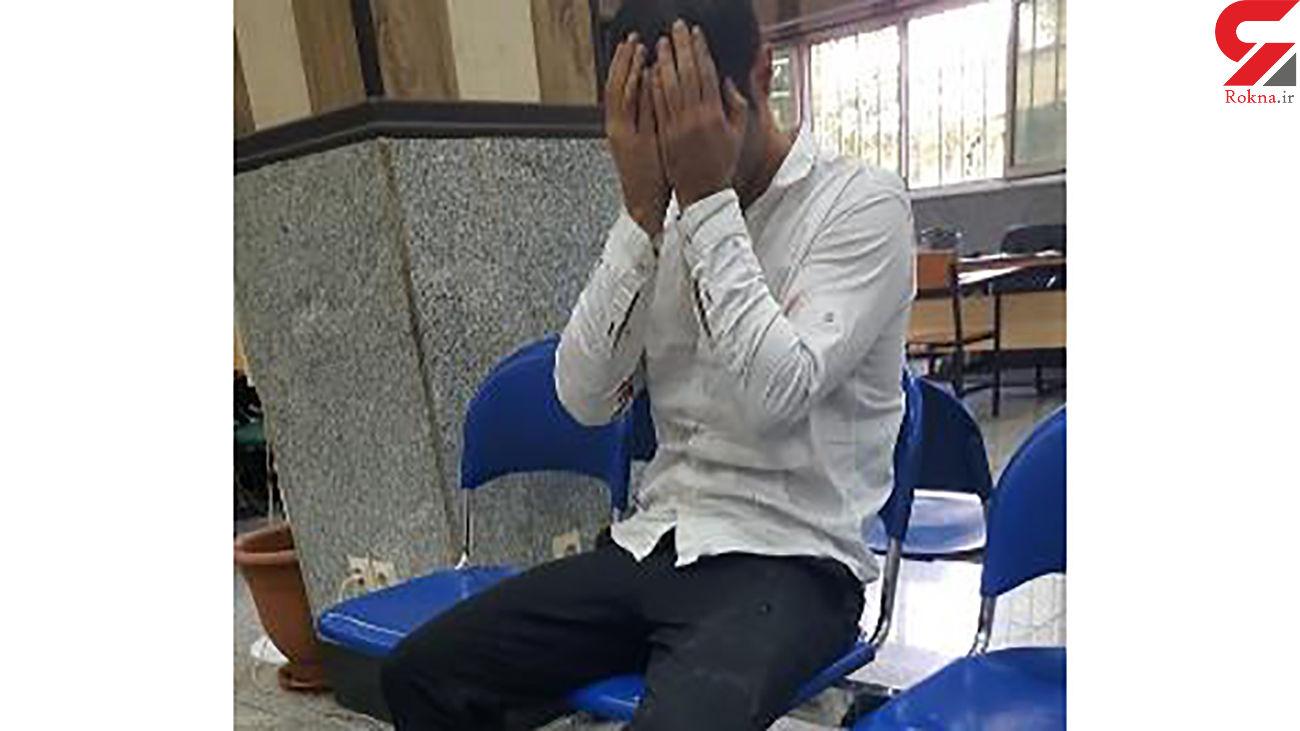 دختران تهرانی این مرد را می شناسید؟! / او پلیس نبود شیطان صفت بود! + عکس