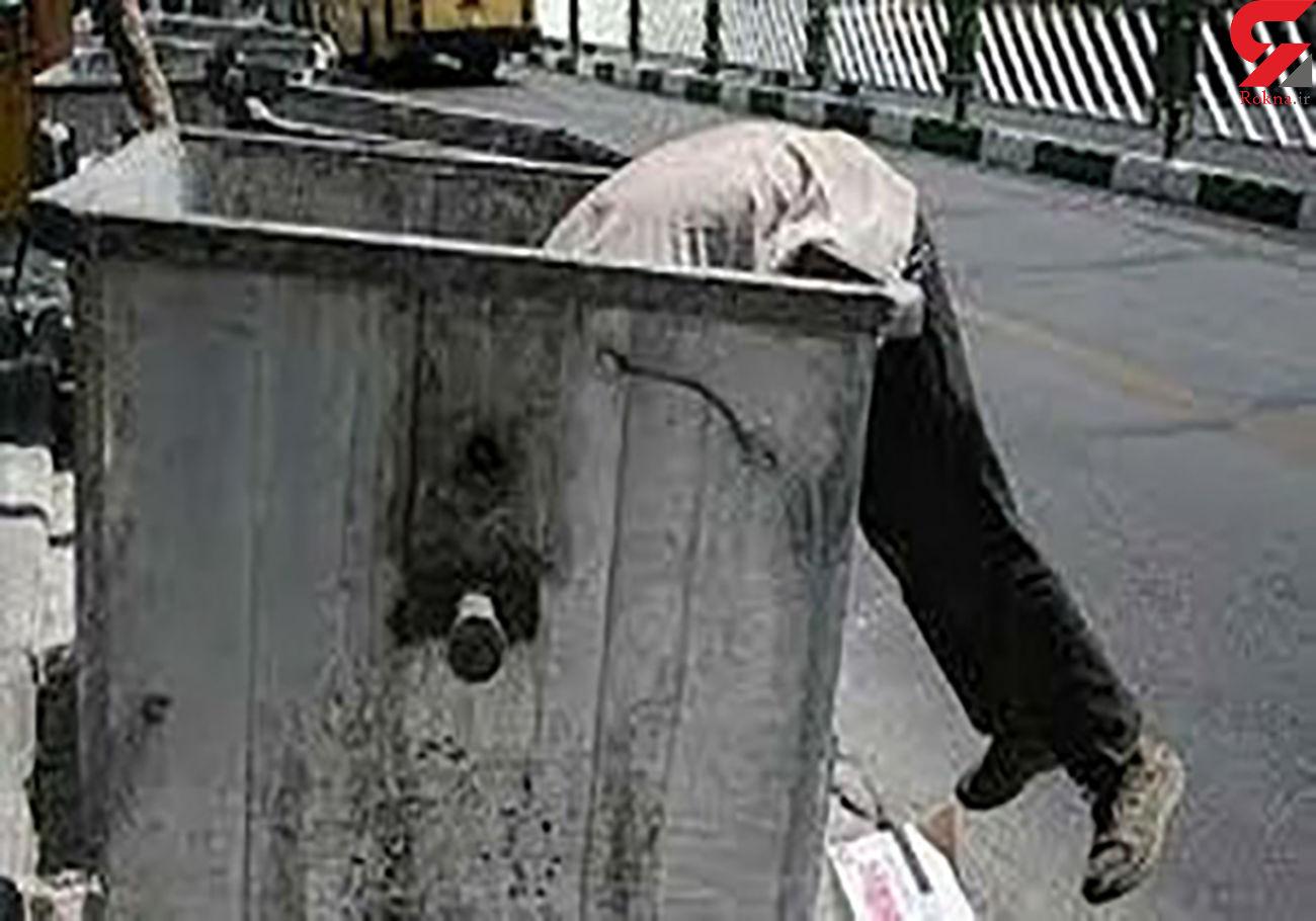 سلاخی زن جوان در مشهد / جنازه او لباس بر تن نداشت