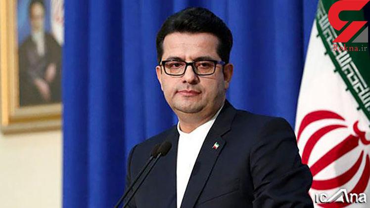 واکنش سخنگوی وزارت خارجه به تحریمهای جدید آمریکا علیه ایران