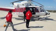 اعزام بالگرد و تیم های واکنش سریع برای نجات 15 گرفتار در سیل استان بوشهر