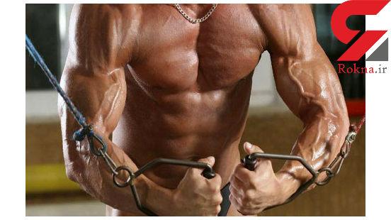 مدت عضله سازی با ورزش چقدر است