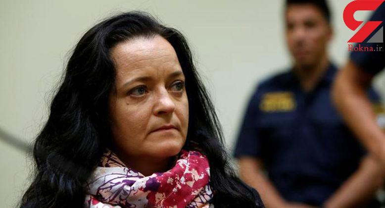 این زن مثل نازی ها 10 زن و مرد را کشت! + عکس