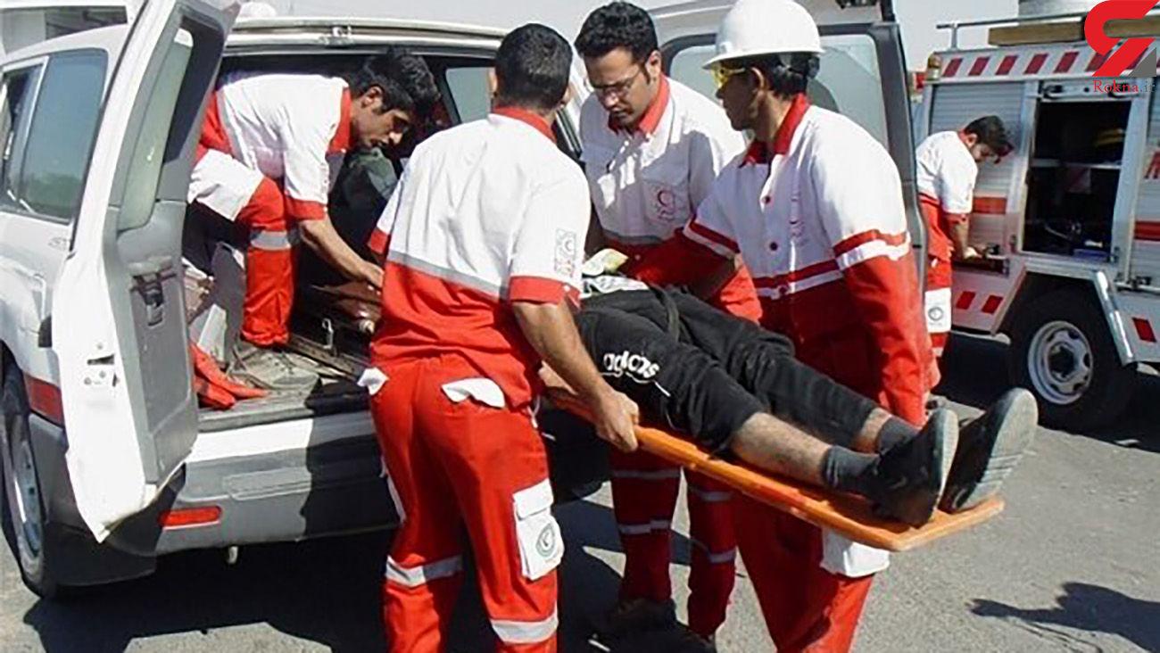 نجات 206 نفر در عملیات های امدادی 3 روز گذشته