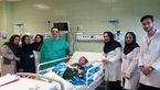 سوختگی شدید کودک 10 ساله بر اثر انفجار گاز در شیراز+ عکس
