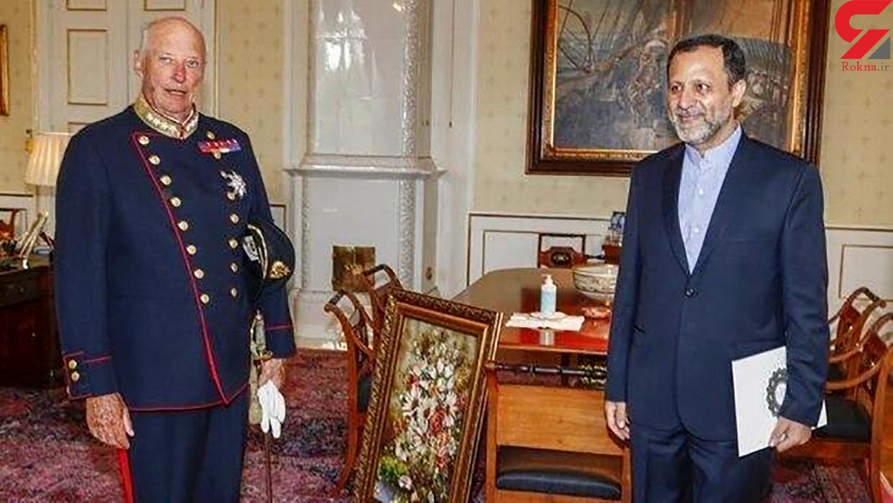 پادشاه نروژ: روابط اسلو و تهران باید گسترش یابد