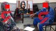 فیلم دیده نشده از  پلیس درباره قتل هولناک بابک خرمدین + تصویر بازسازی قتل