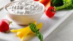 سالاد بلوچیز با سس پنیری+دستور تهیه