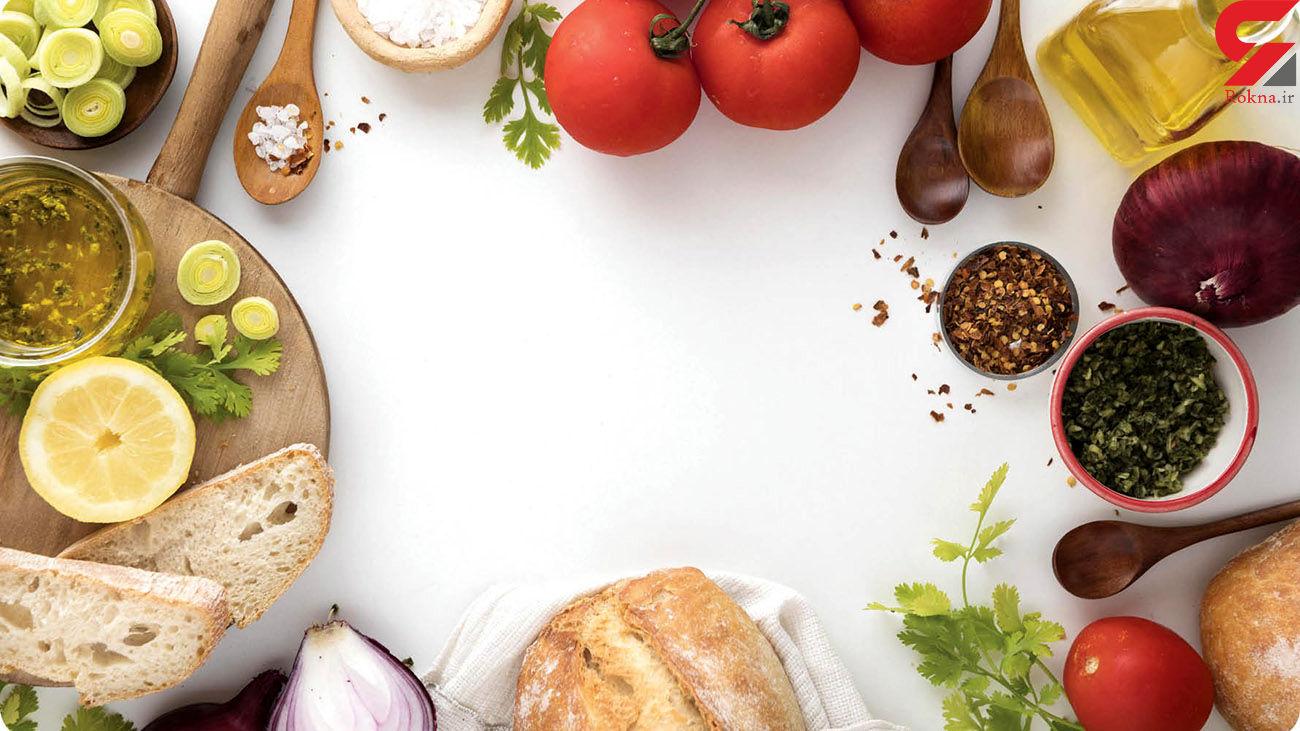 چه غذاهایی ضد کرونا است + جزییات