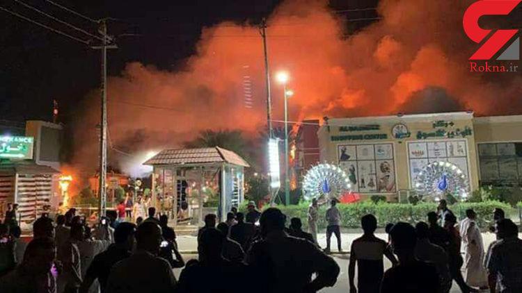 آدمکشی طرفداران مقتدی صدر در نجف! / همه زنده زنده سوختند +عکس