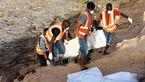 کشف اجساد ۲۵ پناهجوی غرق شده در قعر آبهای لیبی