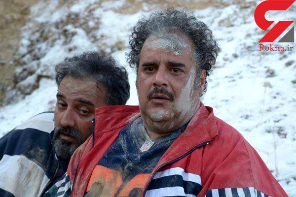 عکس های عجیب از فیلم جدید مسعود ده نمکی