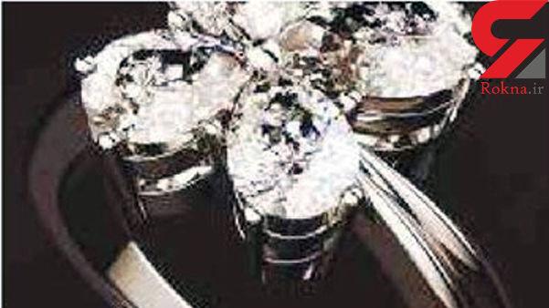 این زن و مرد الماس های 300 میلیون دلاری را دزدیدند + عکس