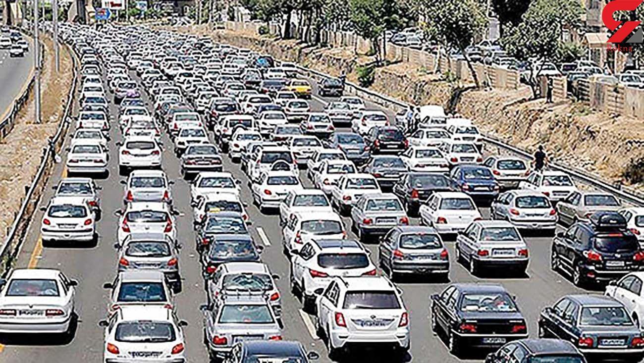 اجرای طرح ترافیک همچنان از ساعت ۸:۳۰ تا ۱۶