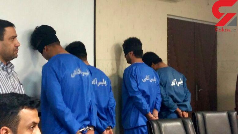 دسیسه پلید مردان شیرازی در 17 آرایشگاه زنانه +عکس