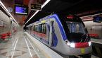 اعلام علت تاخیر یک ساعته در سرویس دهی خط ۳ متروی تهران