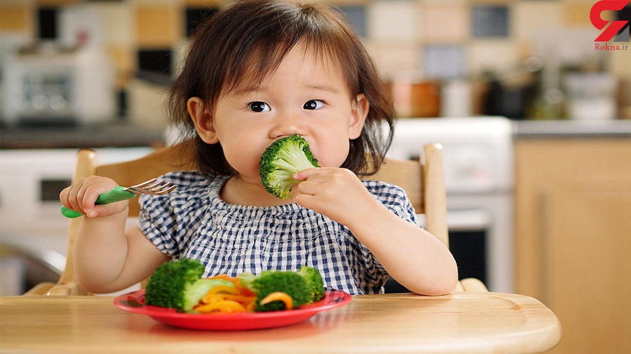 والدین بخوانند/ نکات مهم در تغذیه کودکان