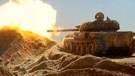 کار کثیف تروریست ها در حملات به حماه/ با گاز سمی یورش بردند