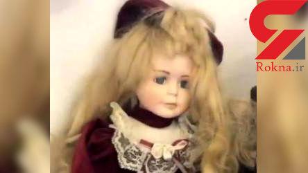عروسک شیطانی به حرف آمد / روح چه کسی در او جای گرفته / راز وحشتناک همزاد آنابل+ عکس