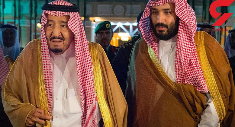 ملک سلمان قدرت را از پسرش پس می گیرد !