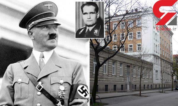 آیا هیتلر به جنس موافق گرایش داشت؟  / او عاشق فرمانده ارشد خود بود ! + عکس
