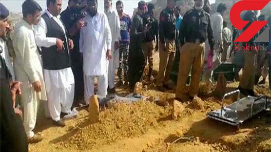 اعدام عروس و داماد عاشق! + عکس