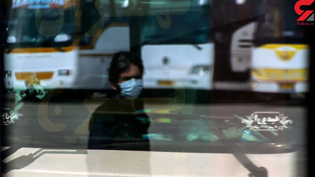 در پایانه ها و پارک سوارهای شهرداری به افراد بدون ماسک خدمات نمی دهیم