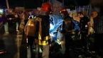 حادثه مرگبار در تبریز- آذرشهر با یک کشته و 4 زخمی