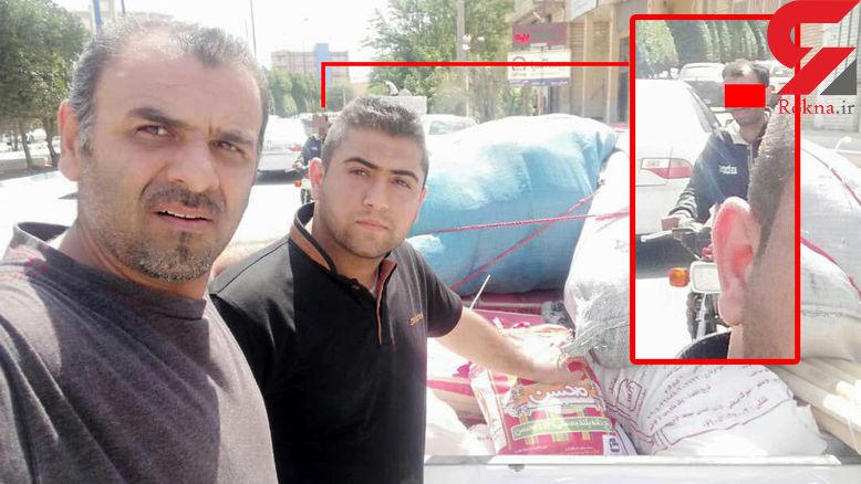 چهره دزد آبادانی در عکس سلفی شکار شد!+عکس