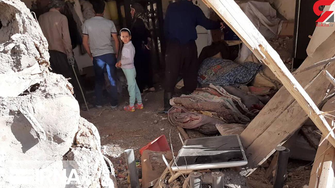 زنده زنده سوختن 2 کودک خردسال تکابی در یک انفجار