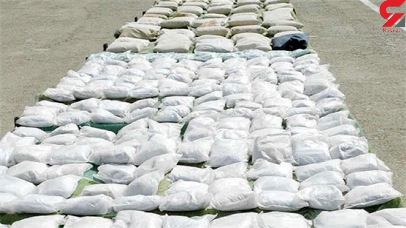 سوداگران مرگ در مرز تایباد نقرهداغ شدند
