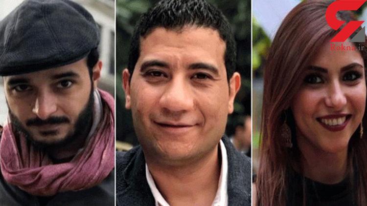 بازداشت ۲روزنامهنگار و یک وکیل به اتهام ارتباط با تروریستها + اسامی