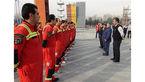 حضور ۳۰۰ آتشنشان با ۱۲۰ خودرو در مراسم تشییع پیکر آیتالله هاشمی رفسنجانی