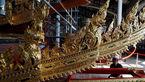 پادشاه های مرده با ارابه طلایی به بهشت می روند؟+ عکس