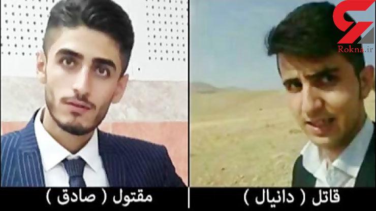 3 قاتل شیطان پرست صادق برمکی در مهاباد محاکمه شدند + فیلم و عکس