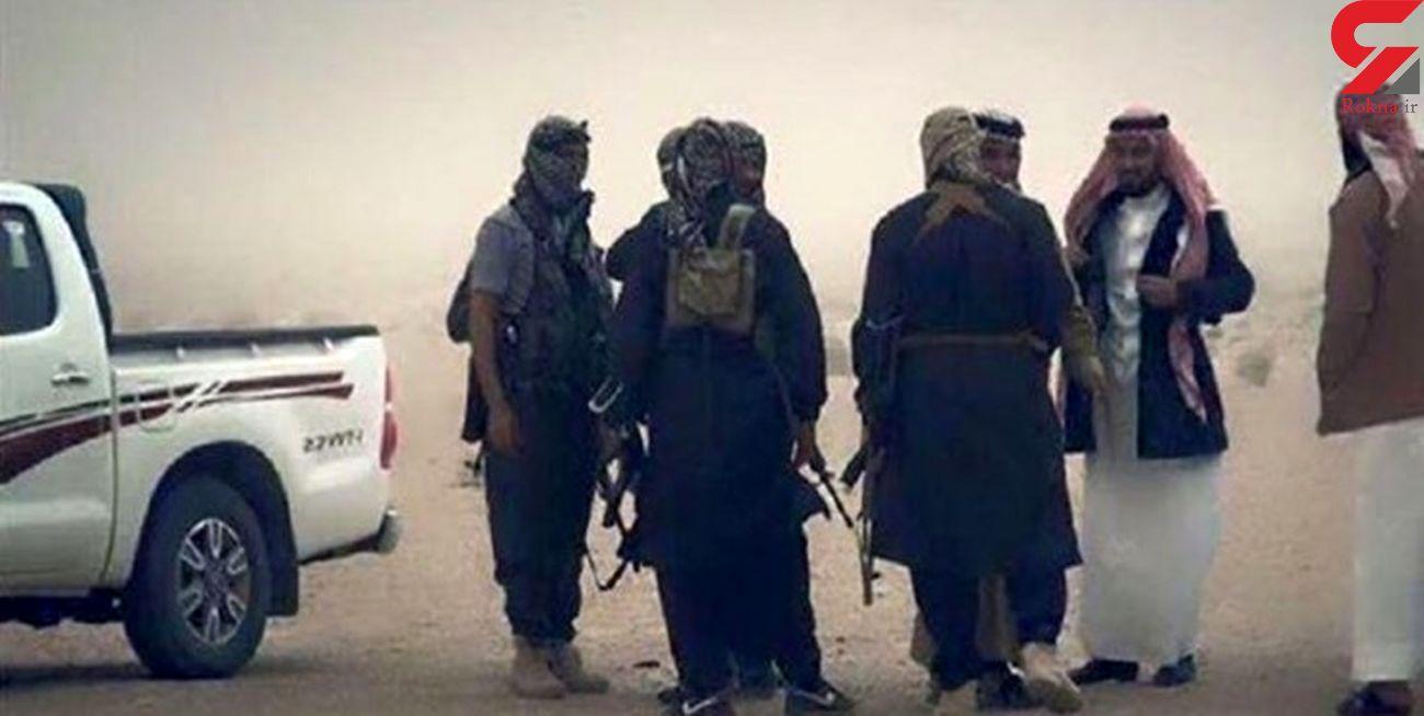 4 کشته و 3 زخمی از نیروهای پلیس عراق در حمله داعش
